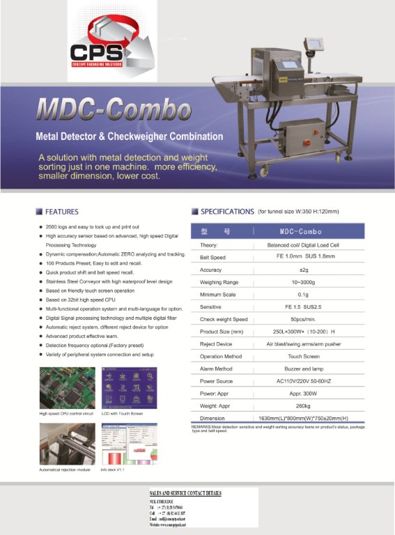 MDC - Combo
